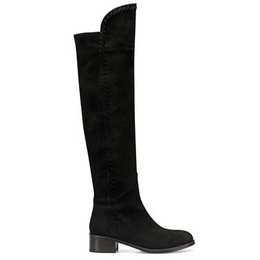 Nine West Çizme Siyah